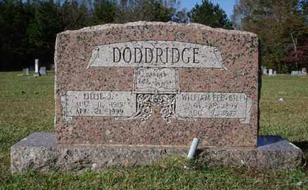 DODDRIDGE, LILLIE J. - Saline County, Arkansas | LILLIE J. DODDRIDGE - Arkansas Gravestone Photos