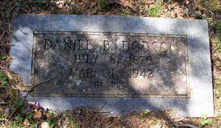 DODSON, DANIEL BUIE - Saline County, Arkansas | DANIEL BUIE DODSON - Arkansas Gravestone Photos