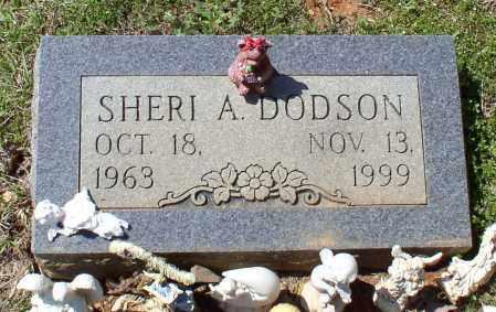 DODSON, SHERI A. - Saline County, Arkansas | SHERI A. DODSON - Arkansas Gravestone Photos