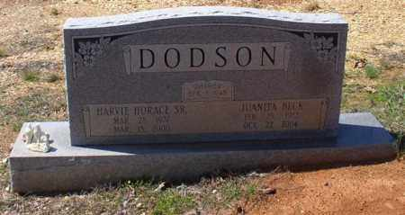 DODSON, SR., HARVIE HORACE - Saline County, Arkansas | HARVIE HORACE DODSON, SR. - Arkansas Gravestone Photos