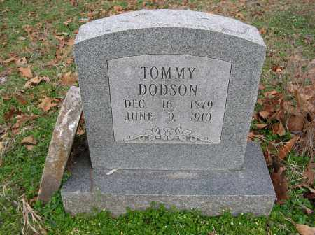 DODSON, TOMMY - Saline County, Arkansas | TOMMY DODSON - Arkansas Gravestone Photos