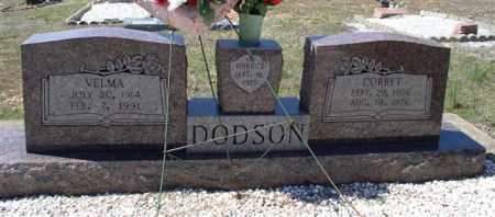 DODSON, VELMA - Saline County, Arkansas | VELMA DODSON - Arkansas Gravestone Photos