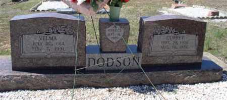 DODSON, CORBET - Saline County, Arkansas | CORBET DODSON - Arkansas Gravestone Photos
