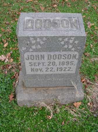DOTSON, JOHN - Saline County, Arkansas | JOHN DOTSON - Arkansas Gravestone Photos