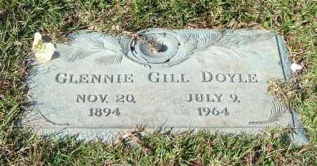 DOYLE, GLENNIE - Saline County, Arkansas | GLENNIE DOYLE - Arkansas Gravestone Photos