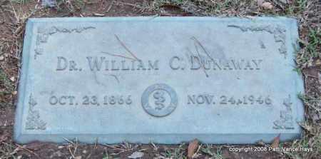 DUNAWAY, WILLIAM C. - Saline County, Arkansas | WILLIAM C. DUNAWAY - Arkansas Gravestone Photos