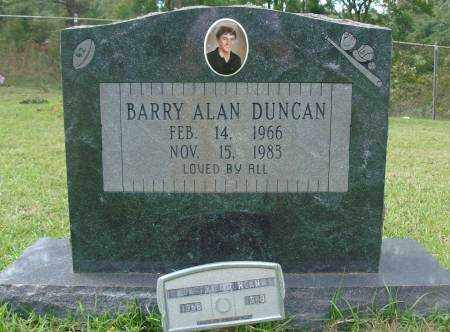 DUNCAN, BARRY ALAN - Saline County, Arkansas | BARRY ALAN DUNCAN - Arkansas Gravestone Photos
