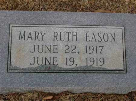 EASON, MARY RUTH - Saline County, Arkansas | MARY RUTH EASON - Arkansas Gravestone Photos