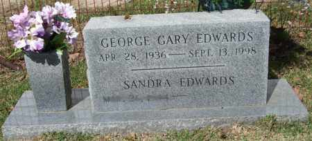 EDWARDS, GEORGE GARY - Saline County, Arkansas | GEORGE GARY EDWARDS - Arkansas Gravestone Photos