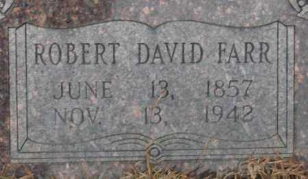 FARR, ROBERT DAVID - Saline County, Arkansas | ROBERT DAVID FARR - Arkansas Gravestone Photos