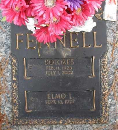 FENNELL, DOLORES - Saline County, Arkansas | DOLORES FENNELL - Arkansas Gravestone Photos