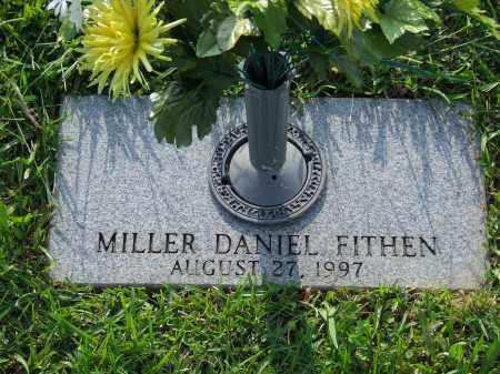 FITHEN, MILLER DANIEL - Saline County, Arkansas | MILLER DANIEL FITHEN - Arkansas Gravestone Photos