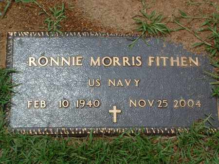 FITHEN (VETERAN), RONNIE MORRIS - Saline County, Arkansas | RONNIE MORRIS FITHEN (VETERAN) - Arkansas Gravestone Photos