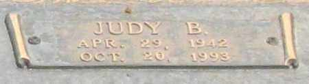 FLEMING, JUDY B. (CLOSEUP) - Saline County, Arkansas   JUDY B. (CLOSEUP) FLEMING - Arkansas Gravestone Photos