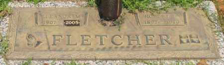 FLETCHER, ELEANOR M. - Saline County, Arkansas | ELEANOR M. FLETCHER - Arkansas Gravestone Photos
