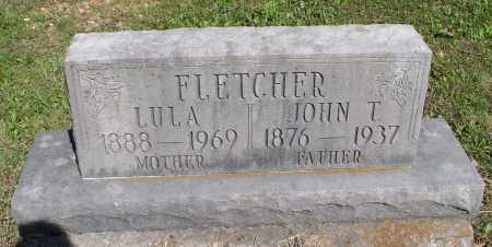 BALLARD FLETCHER, LULA - Saline County, Arkansas | LULA BALLARD FLETCHER - Arkansas Gravestone Photos