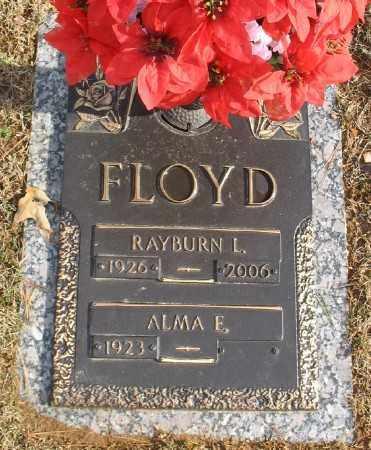 FLOYD, RAYBURN L. - Saline County, Arkansas | RAYBURN L. FLOYD - Arkansas Gravestone Photos