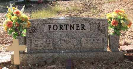 DUNN FORTNER, SADIE BELLE - Saline County, Arkansas | SADIE BELLE DUNN FORTNER - Arkansas Gravestone Photos
