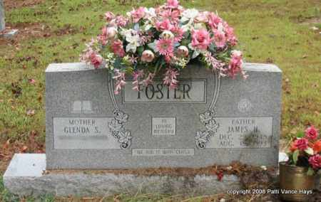 FOSTER, JAMES H. - Saline County, Arkansas | JAMES H. FOSTER - Arkansas Gravestone Photos