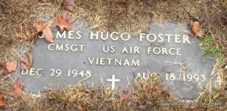 FOSTER (VETERAN VIET), JAMES HUGO - Saline County, Arkansas | JAMES HUGO FOSTER (VETERAN VIET) - Arkansas Gravestone Photos