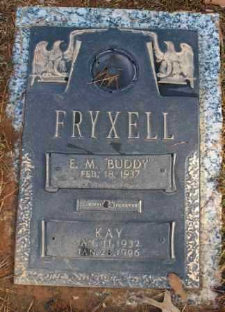 FRYXELL, KAY - Saline County, Arkansas | KAY FRYXELL - Arkansas Gravestone Photos