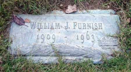 FURNISH, WILLIAM J. - Saline County, Arkansas | WILLIAM J. FURNISH - Arkansas Gravestone Photos