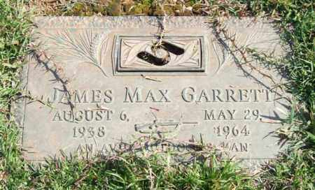 GARRETT, JAMES MAX - Saline County, Arkansas | JAMES MAX GARRETT - Arkansas Gravestone Photos