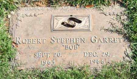 "GARRETT, ROBERT STEPHEN ""BOB"" - Saline County, Arkansas 