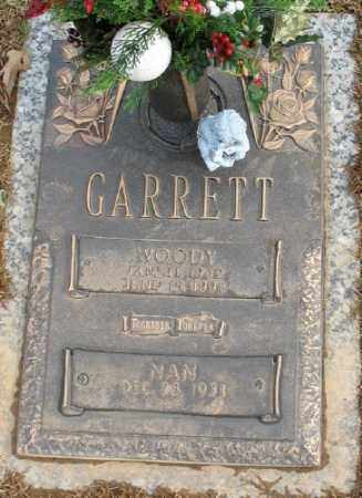 GARRETT, WOODY - Saline County, Arkansas | WOODY GARRETT - Arkansas Gravestone Photos