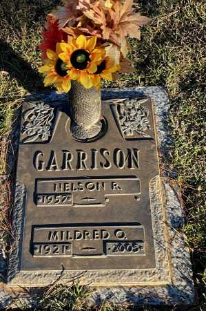 GARRISON, MILDRED O. - Saline County, Arkansas | MILDRED O. GARRISON - Arkansas Gravestone Photos