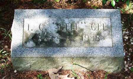 "GEE, I. C. ""BELL"" - Saline County, Arkansas 