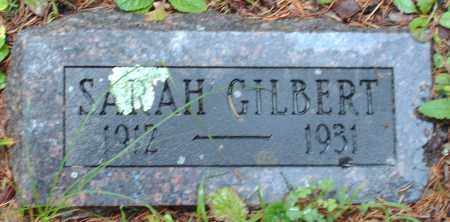 GILBERT, SARAH - Saline County, Arkansas | SARAH GILBERT - Arkansas Gravestone Photos