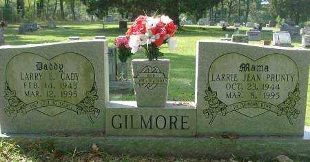 GILMORE, LARRIE - Saline County, Arkansas | LARRIE GILMORE - Arkansas Gravestone Photos