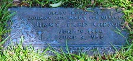 GIPSON, JIMMY FRED - Saline County, Arkansas | JIMMY FRED GIPSON - Arkansas Gravestone Photos