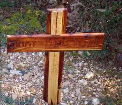 GLENN, JIMMY LEWIS - Saline County, Arkansas   JIMMY LEWIS GLENN - Arkansas Gravestone Photos