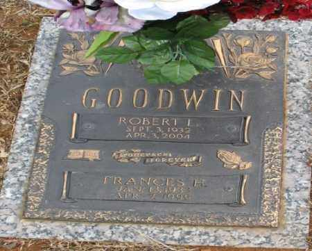 GOODWIN, ROBERT L. - Saline County, Arkansas | ROBERT L. GOODWIN - Arkansas Gravestone Photos