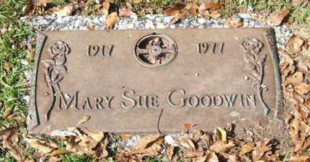 GOODWIN, MARY SUE - Saline County, Arkansas | MARY SUE GOODWIN - Arkansas Gravestone Photos