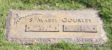 GOURLEY, S. MABEL - Saline County, Arkansas | S. MABEL GOURLEY - Arkansas Gravestone Photos