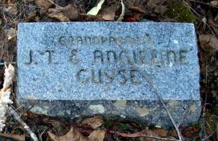 GUYSE, J. T. - Saline County, Arkansas | J. T. GUYSE - Arkansas Gravestone Photos
