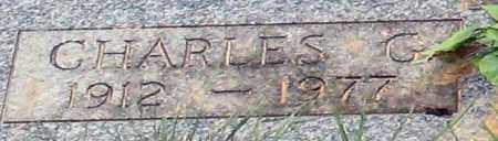 HALE, CHARLES GOLDEN (CLOSEUP) - Saline County, Arkansas   CHARLES GOLDEN (CLOSEUP) HALE - Arkansas Gravestone Photos