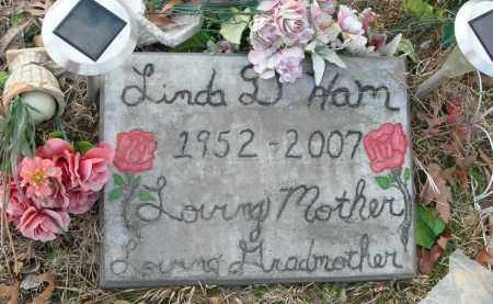 HAM, LINDA D - Saline County, Arkansas | LINDA D HAM - Arkansas Gravestone Photos