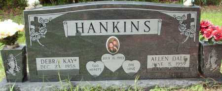 HANKINS, ALLEN - Saline County, Arkansas | ALLEN HANKINS - Arkansas Gravestone Photos