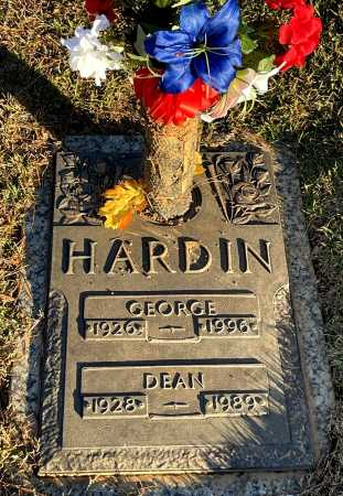 HARDIN, DEAN - Saline County, Arkansas | DEAN HARDIN - Arkansas Gravestone Photos