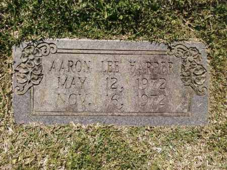 HARPER, AARON LEE - Saline County, Arkansas | AARON LEE HARPER - Arkansas Gravestone Photos