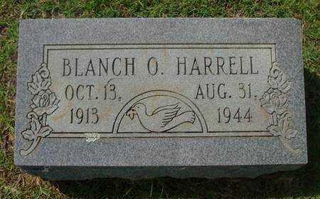 HARRELL, BLANCH O. - Saline County, Arkansas | BLANCH O. HARRELL - Arkansas Gravestone Photos
