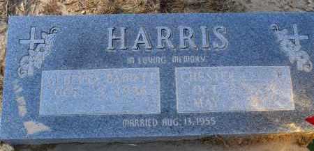 HARRIS, CHESTER LEE - Saline County, Arkansas | CHESTER LEE HARRIS - Arkansas Gravestone Photos