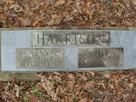 HARRISON, LENA - Saline County, Arkansas | LENA HARRISON - Arkansas Gravestone Photos