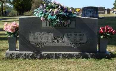 HARROP, THELMA ARRIEBA - Saline County, Arkansas | THELMA ARRIEBA HARROP - Arkansas Gravestone Photos