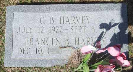 HARVEY, C B - Saline County, Arkansas | C B HARVEY - Arkansas Gravestone Photos