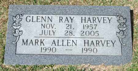 HARVEY, GLENN RAY - Saline County, Arkansas | GLENN RAY HARVEY - Arkansas Gravestone Photos